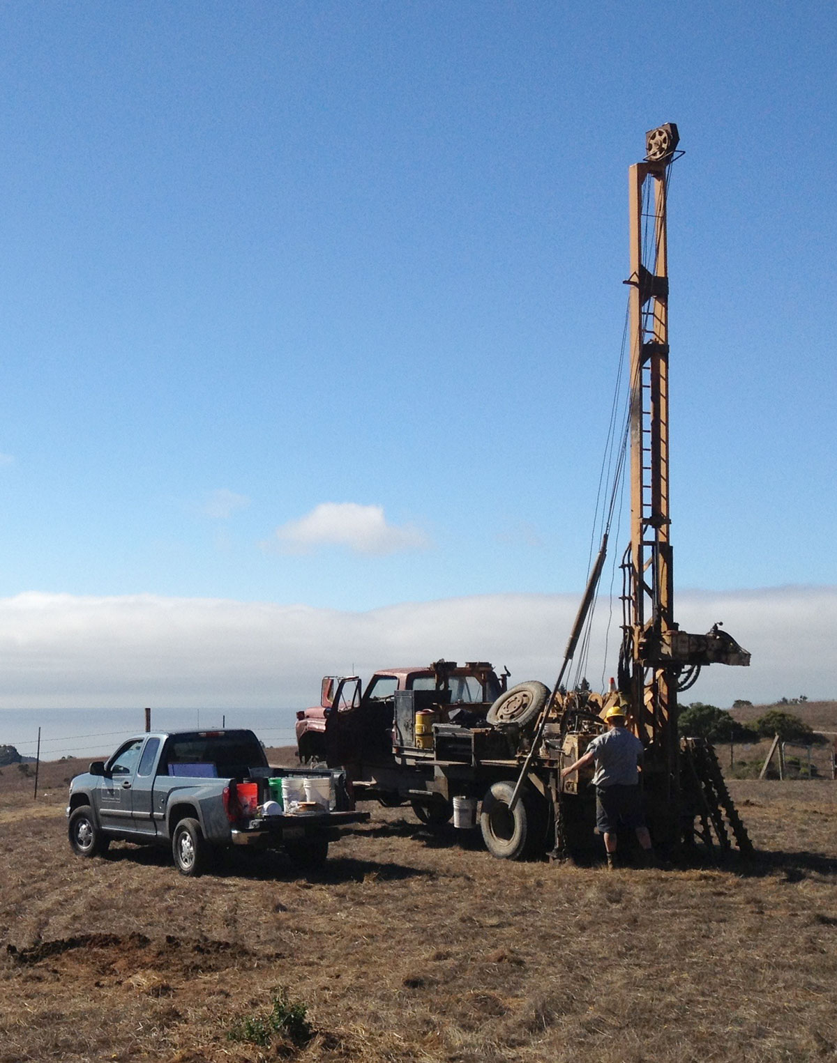 Central Coast Drilling, Santa Cruz, California